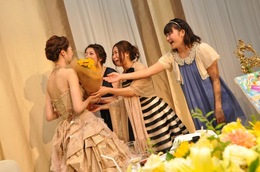 アークロイヤルホテル福岡結婚式 平川様ご夫妻 レポート画像3