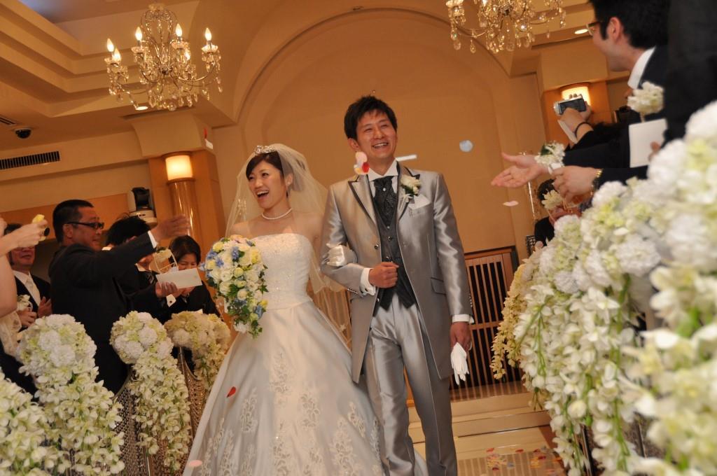 ソラリア西鉄ホテル結婚式 平様ご夫妻 レポート画像1
