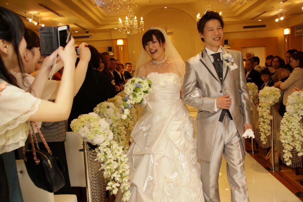 ソラリア西鉄ホテル結婚式 片山様ご夫妻 レポート画像1