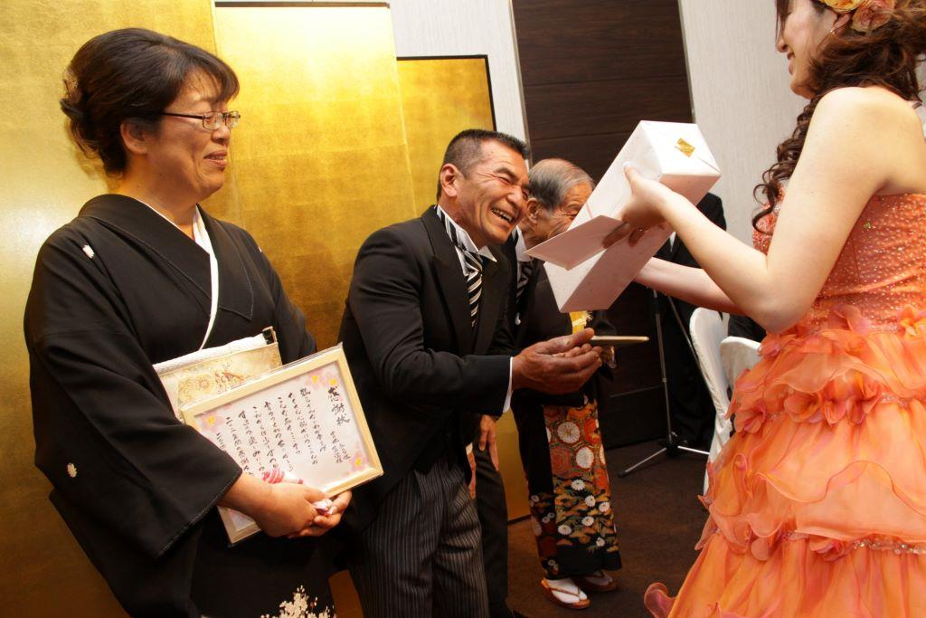 ソラリア西鉄ホテル結婚式 片山様ご夫妻 レポート画像2