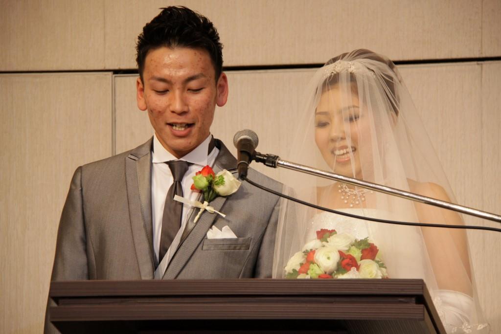 ソラリア西鉄ホテル結婚式 秋吉様ご夫妻 レポート画像2