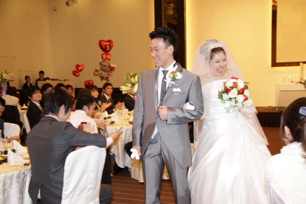 ソラリア西鉄ホテル結婚式 秋吉様ご夫妻 レポート画像3