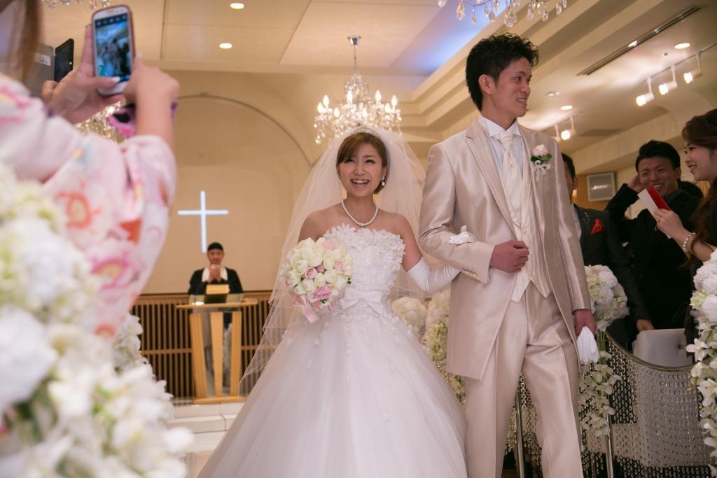 ソラリア西鉄ホテル結婚式 齋藤様ご夫妻 レポート画像2