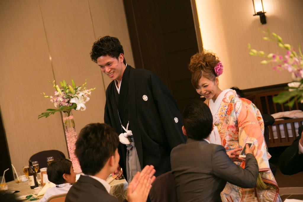ソラリア西鉄ホテル結婚式 齋藤様ご夫妻 レポート画像5
