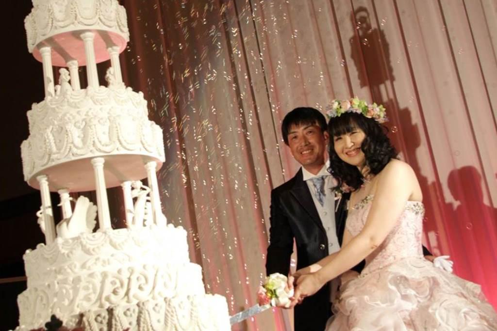 ヒルトン福岡シーホーク結婚式 山田様ご夫妻 レポート画像5