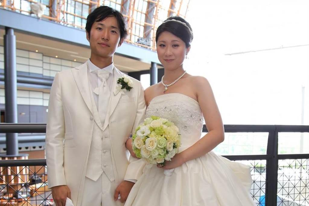 ヒルトン福岡シーホーク結婚式 松田様ご夫妻 レポート画像5