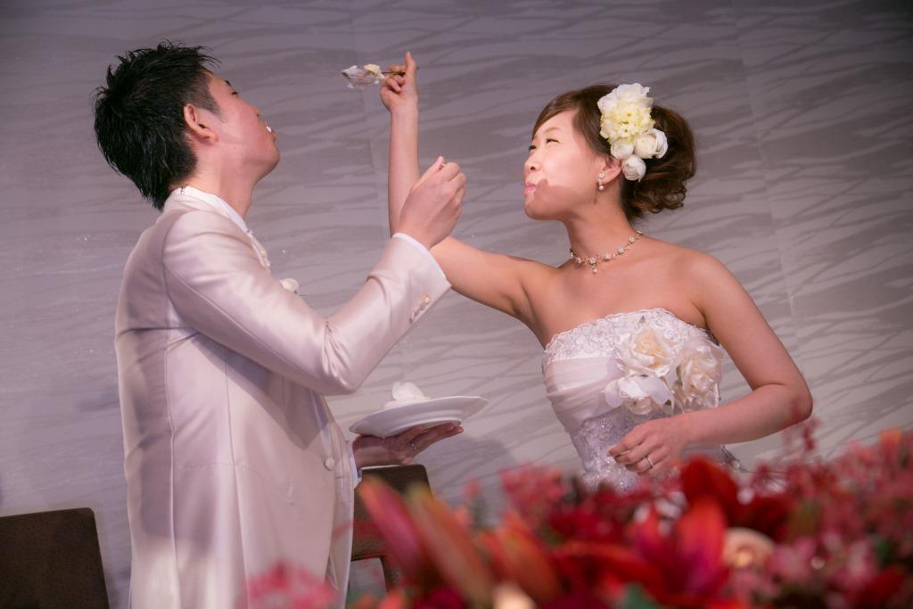 ヒルトン福岡シーホーク結婚式 瑞慶覧様ご夫妻 レポート画像2