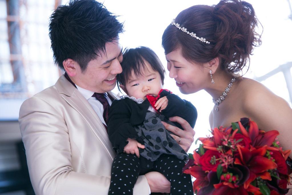 ヒルトン福岡シーホーク結婚式 瑞慶覧様ご夫妻 レポート画像5