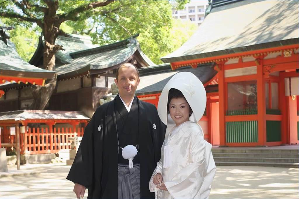ホテルニューオータニ博多結婚式 プライズ様ご夫妻 レポート画像1