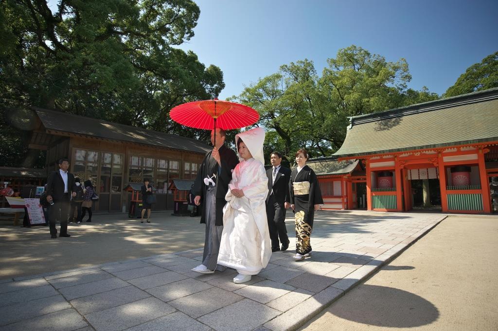ホテルニューオータニ博多結婚式 プライズ様ご夫妻 レポート画像2