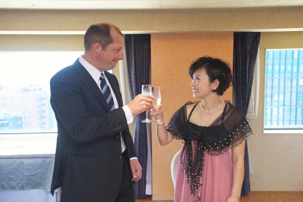ホテルニューオータニ博多結婚式 プライズ様ご夫妻 レポート画像4