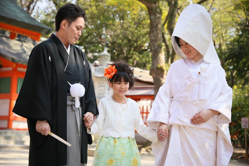 ホテルニューオータニ博多結婚式 山村様ご夫妻 レポート画像2