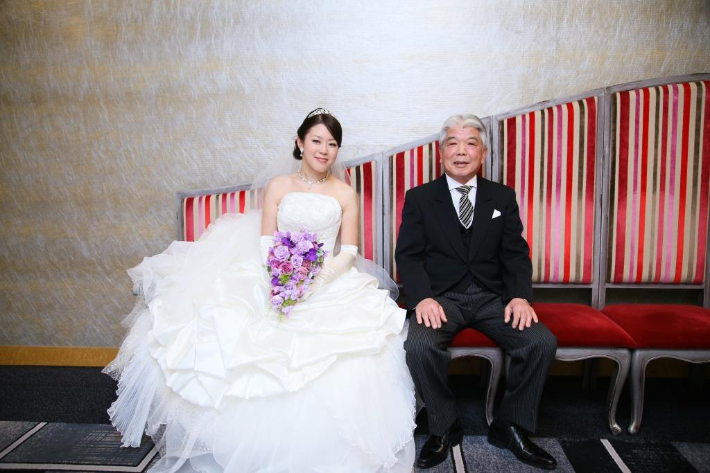 ホテルニューオータニ博多結婚式 山村様ご夫妻 レポート画像4