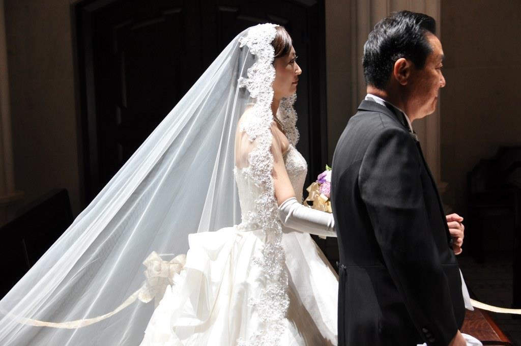 ホテル日航福岡結婚式 冨坂様ご夫妻 レポート画像1