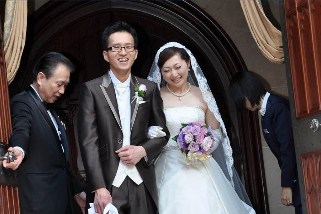 ホテル日航福岡結婚式 冨坂様ご夫妻 レポート画像2