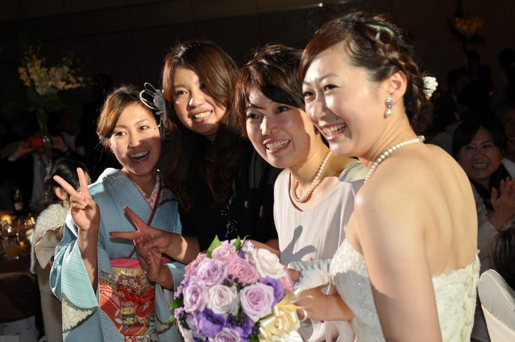 ホテル日航福岡結婚式 冨坂様ご夫妻 レポート画像4