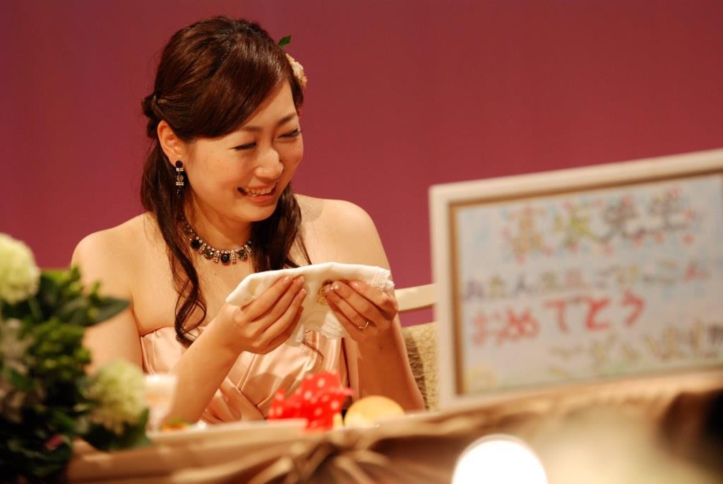 ホテル日航福岡結婚式 冨坂様ご夫妻 レポート画像5