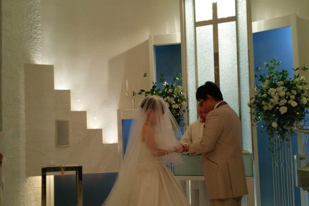 レストラン・ヴェルフォンセ結婚式 櫻田様ご夫妻 レポート画像1