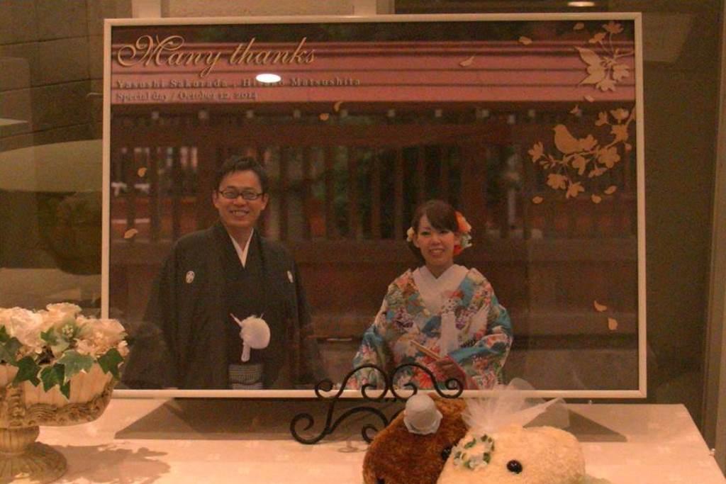 レストラン・ヴェルフォンセ結婚式 櫻田様ご夫妻 レポート画像4