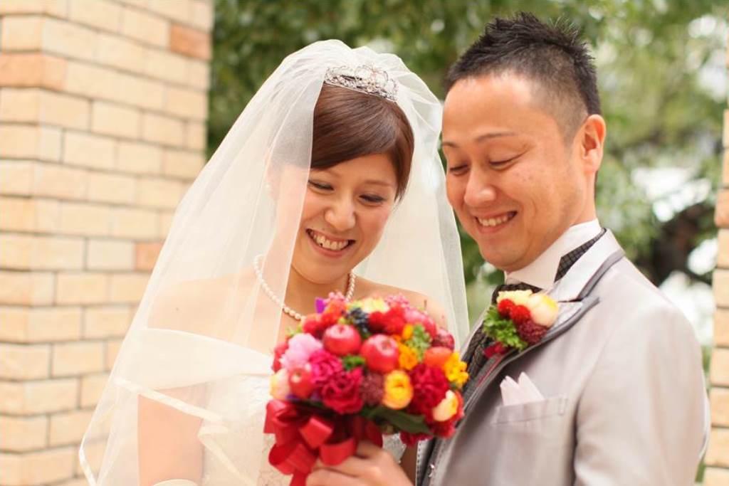 レストラン ヴェルフォンセ結婚式 岳様ご夫妻 レポート画像1