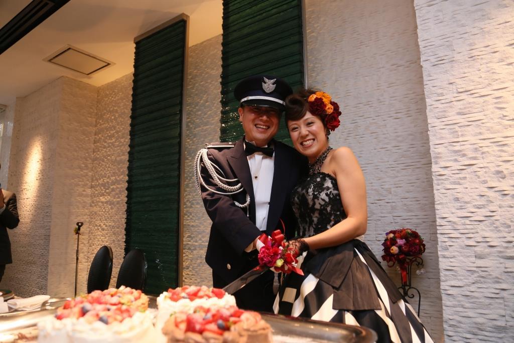 レストラン ヴェルフォンセ結婚式 岳様ご夫妻 レポート画像4