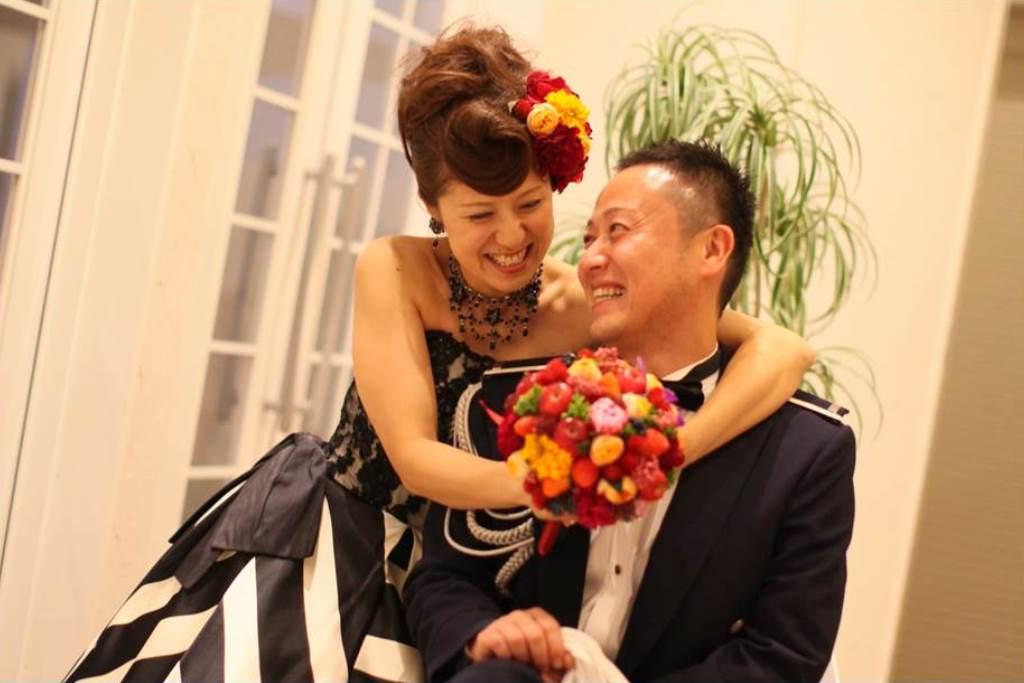 レストラン ヴェルフォンセ結婚式 岳様ご夫妻 レポート画像5
