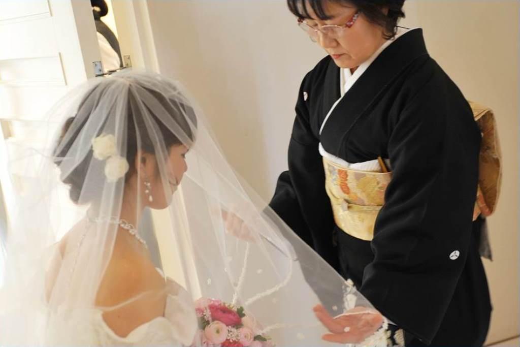 レストレンヴェルフォンセ結婚式 久保様ご夫妻 レポート画像1