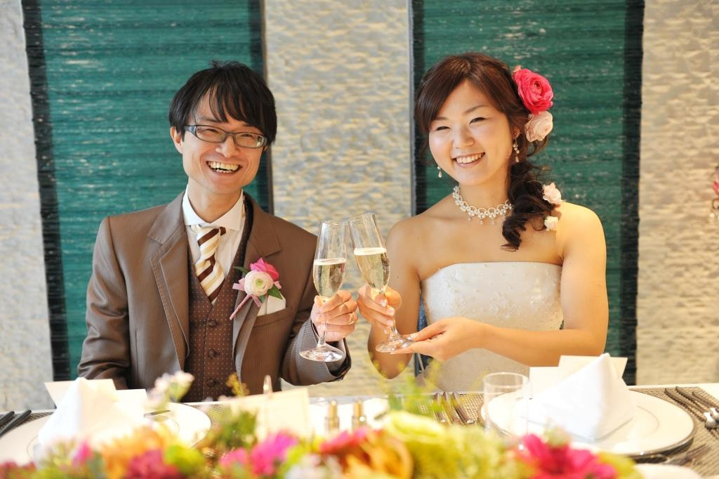 レストレンヴェルフォンセ結婚式 久保様ご夫妻 レポート画像3