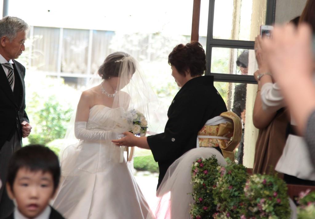 萃香園ホテル結婚式 徳永様ご夫妻 レポート画像1
