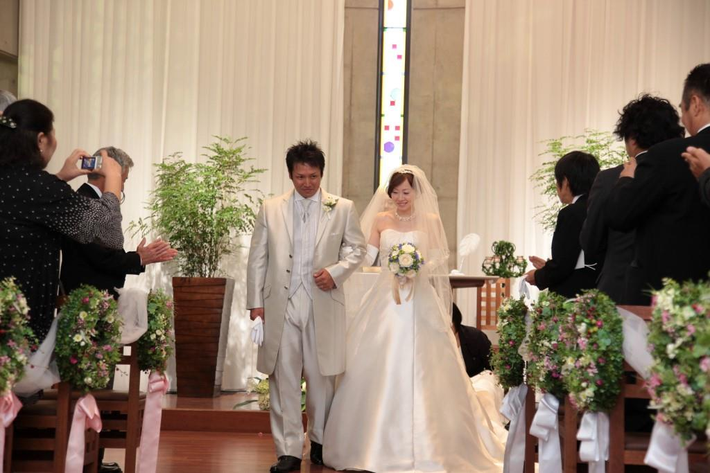 萃香園ホテル結婚式 徳永様ご夫妻 レポート画像2