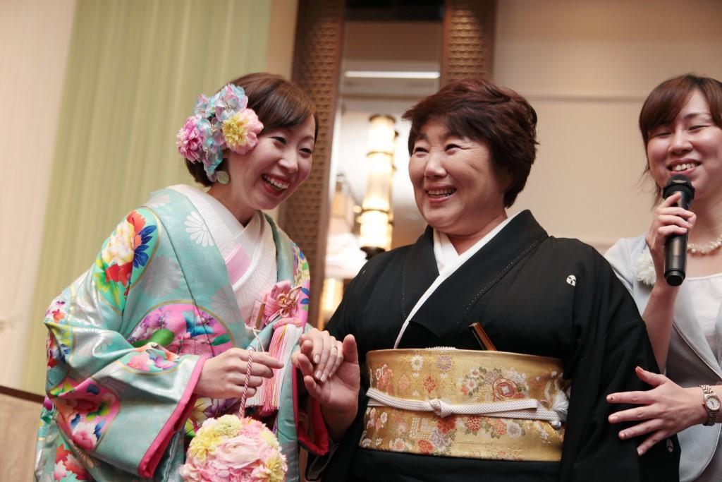 萃香園ホテル結婚式 徳永様ご夫妻 レポート画像3