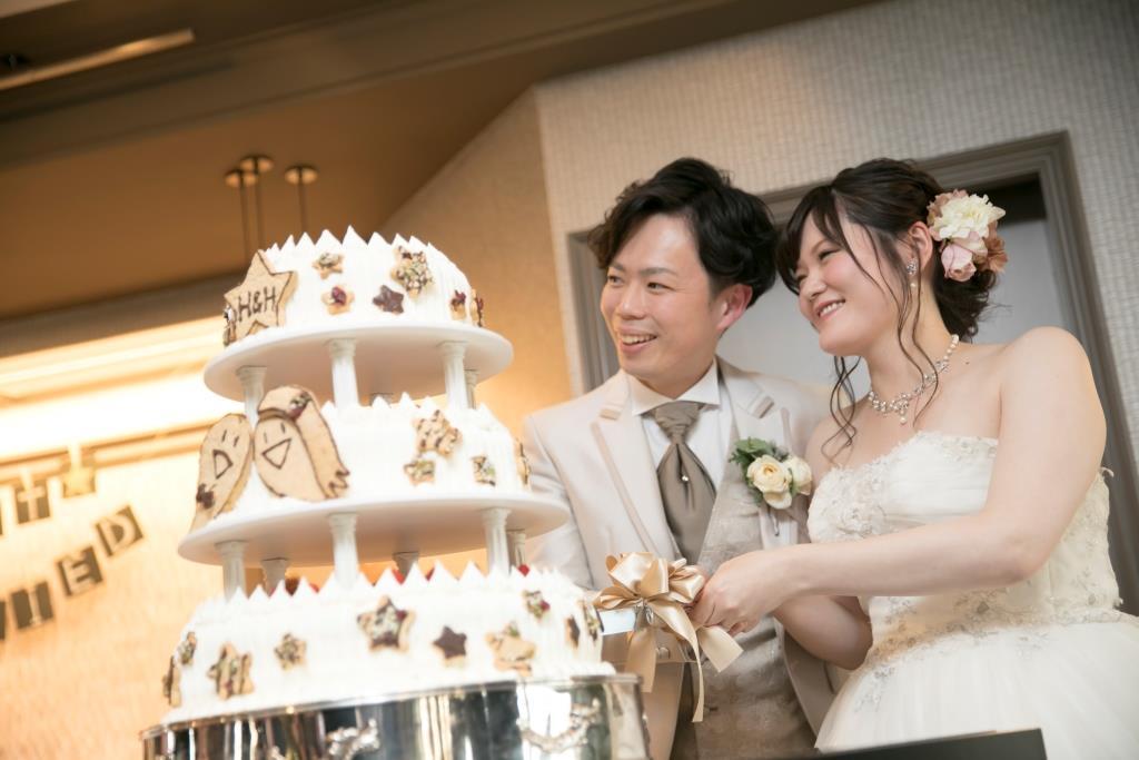 西鉄グランドホテル結婚式 A様ご夫妻 レポート画像2