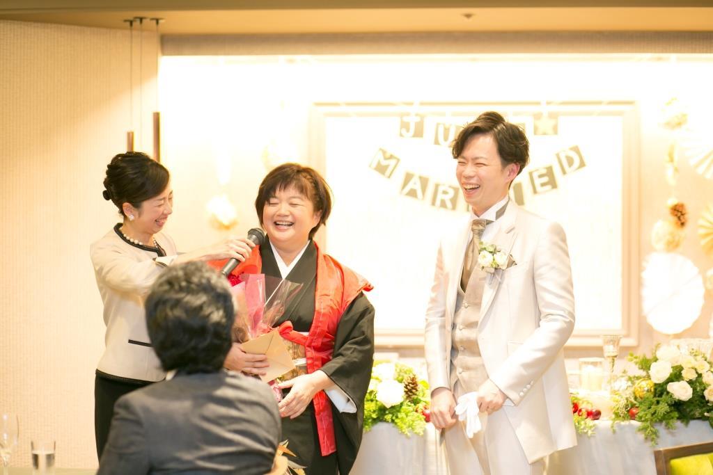 西鉄グランドホテル結婚式 A様ご夫妻 レポート画像3