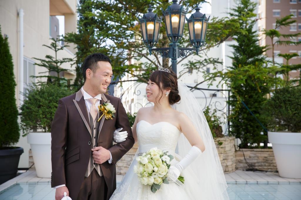 RITZ5(リッツファイブ)結婚式 富松様ご夫妻 レポート画像1