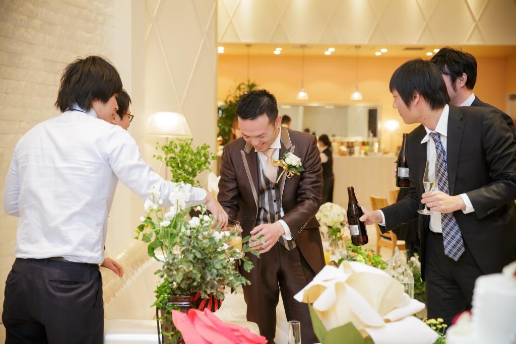 RITZ5(リッツファイブ)結婚式 富松様ご夫妻 レポート画像3