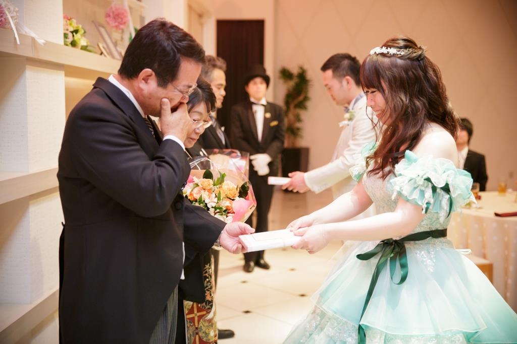 RITZ5(リッツファイブ)結婚式 富松様ご夫妻 レポート画像5