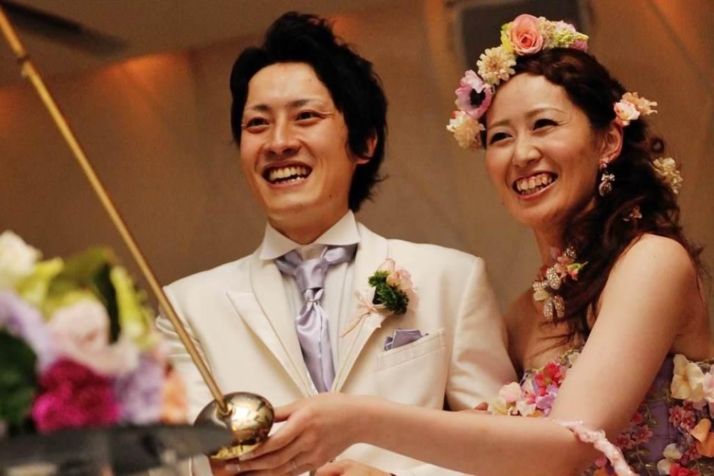 ritz5(リッツファイブ)結婚式 堤様ご夫妻 レポート画像5