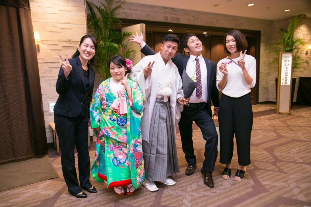 ソラリア西鉄ホテル結婚式 吉村様ご夫妻 レポート画像5