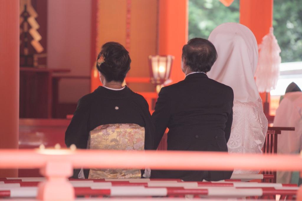 住吉神社・ホテルニューオータニ博多結婚式 T様ご夫妻 レポート画像1