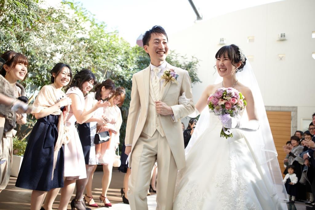KKRホテル博多結婚式 K様ご夫妻 レポート画像1