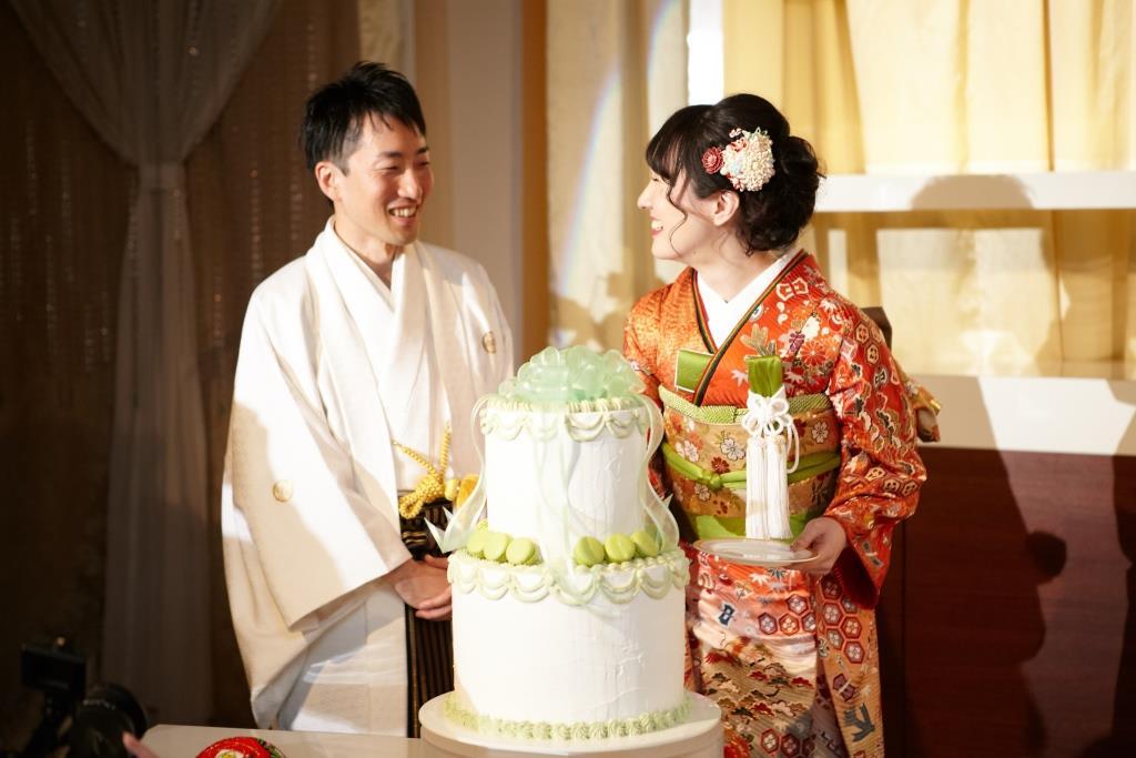 KKRホテル博多結婚式 K様ご夫妻 レポート画像2