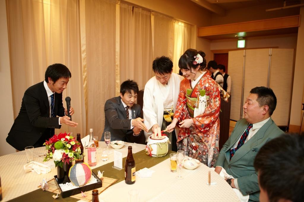 KKRホテル博多結婚式 K様ご夫妻 レポート画像3