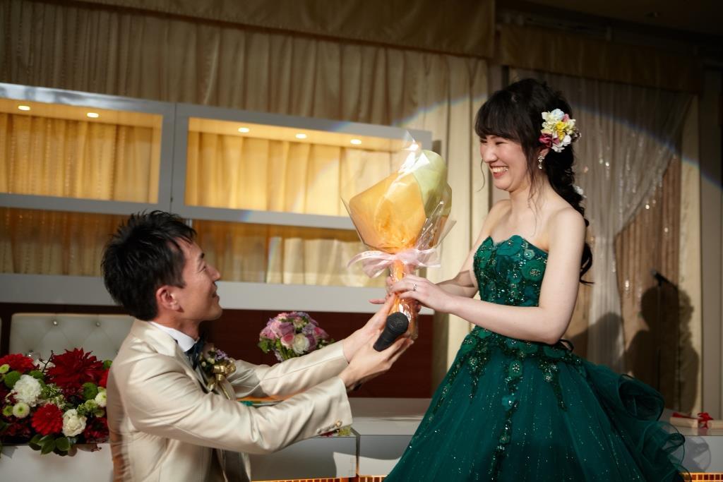 KKRホテル博多結婚式 K様ご夫妻 レポート画像5