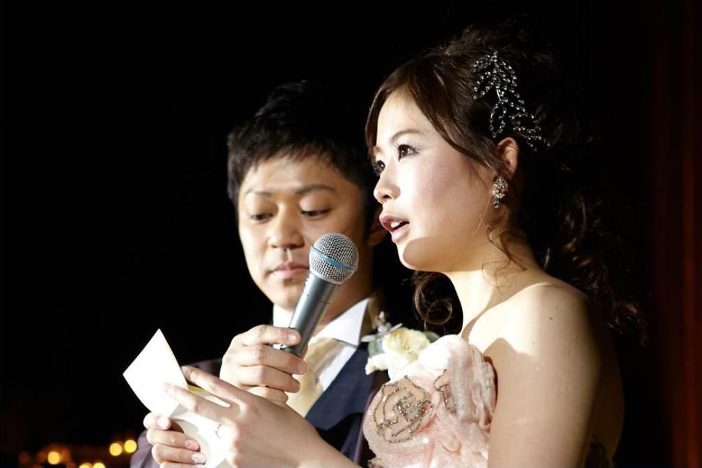 ホテルオークラ福岡結婚式 田中様ご夫妻 画像5