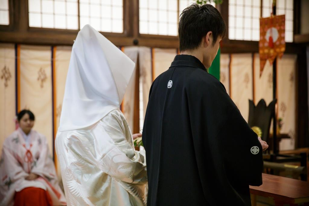 ホテルニューオータニ博多 結婚式 I様ご夫妻 画像2