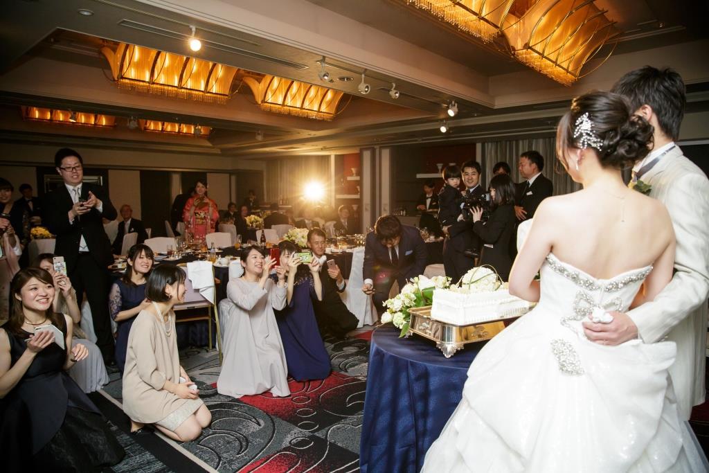 ホテルニューオータニ博多 結婚式 I様ご夫妻 画像4