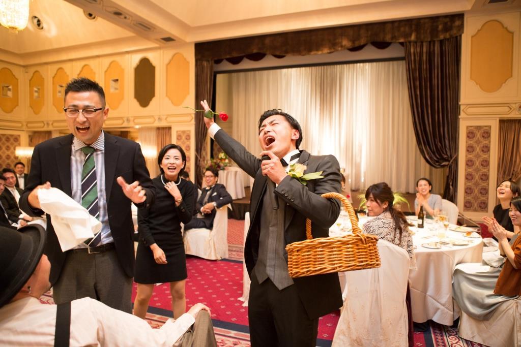 西鉄グランドホテル結婚式 T様ご夫妻 画像3