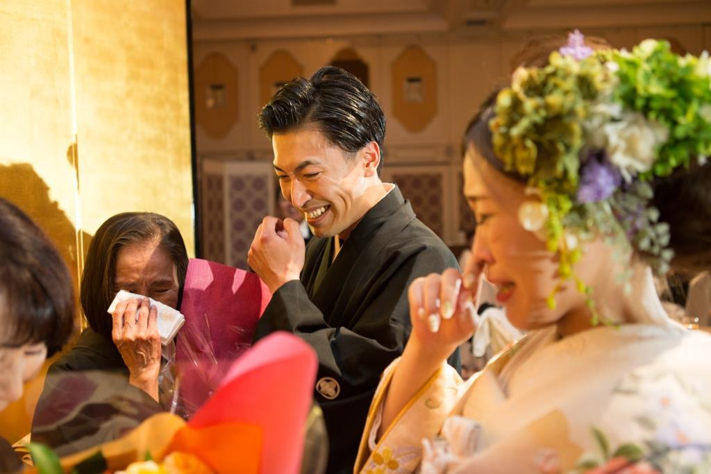 西鉄グランドホテル結婚式 T様ご夫妻 画像4