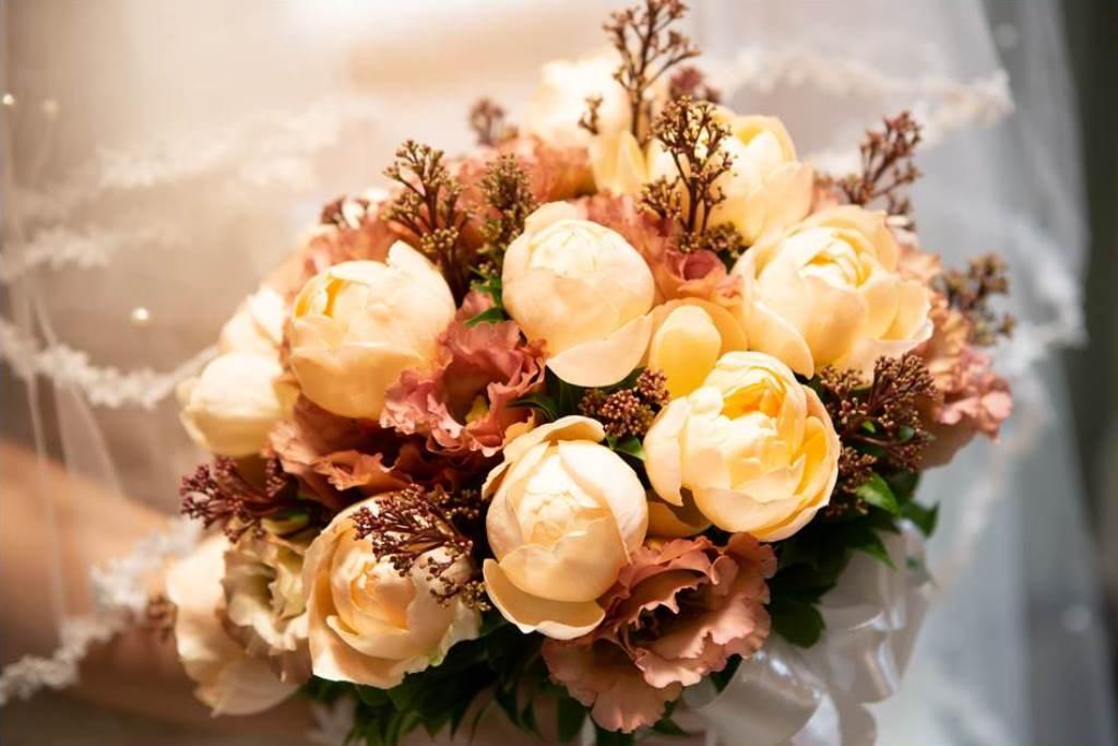 ホテルニューオータニ博多 結婚式 T様ご夫妻画像1