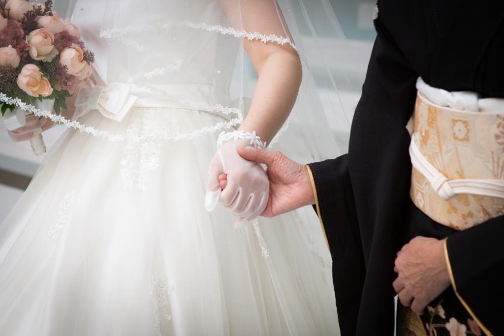 ホテルニューオータニ博多 結婚式 T様ご夫妻画像2